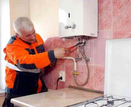 Харьковчанин затопил газовую систему