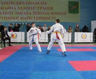В Харькове определились претенденты на участие в чемпионате Украины по каратэ