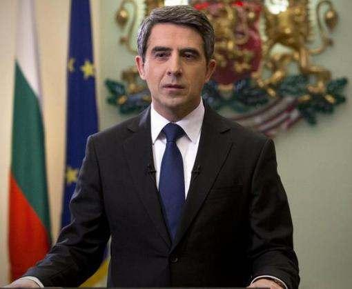 В Украину собирается президент Болгарии