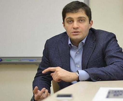 Давида Сакварелидзе уволили из прокуратуры