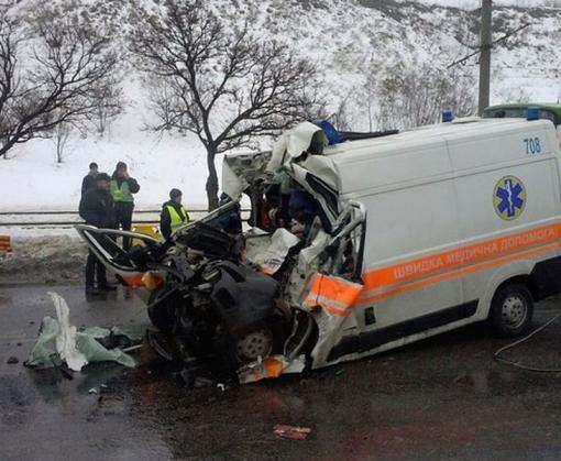 ДТП в Харькове: кто виноват в аварии с участием скорой?