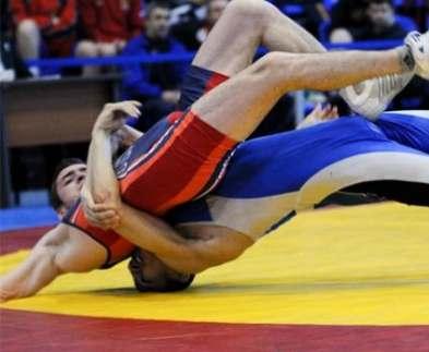 Харьковский борец стал бронзовым призером чемпионата Европы