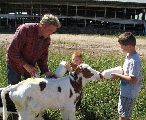 Украинским крестьянам разрешили регистрировать семейные фермерские хозяйства