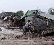 В Пакистане произошло сильное наводнение: более полусотни погибших