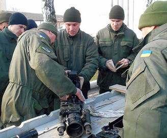 Нацгвардия проведет учения под Харьковом