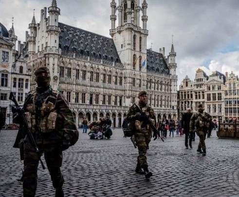 Брюссельские отели объявили о 70-процентных скидках