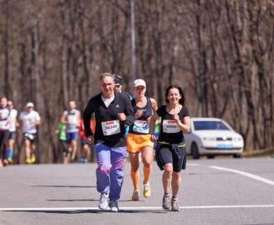 На Харьковском марафоне пройдет благотворительный забег