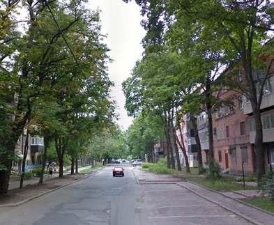 Улица в центре Харькова на три недели закрывается