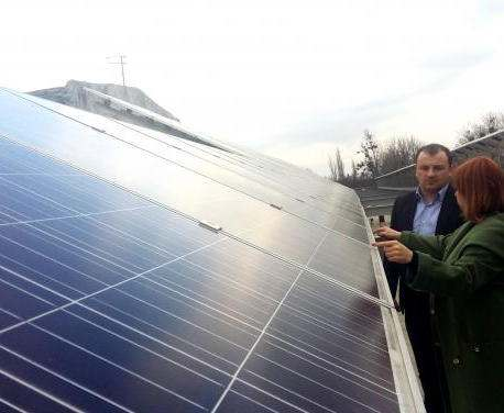В Харьковской области собираются строить солнечные электростанции