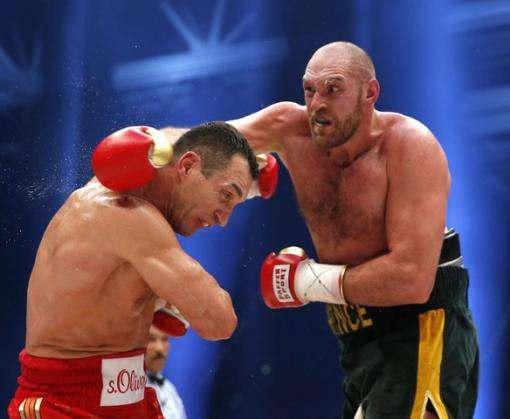 Стала известна дата боя-реванша Кличко - Фьюри