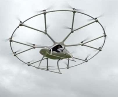 Немцы испытали первый летающий автомобиль: видео
