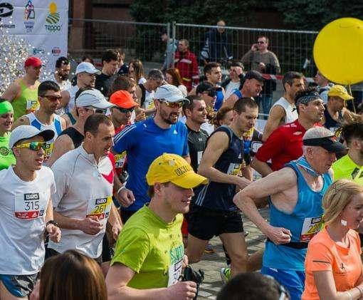 Чем для некоторых закончился харьковскй марафон