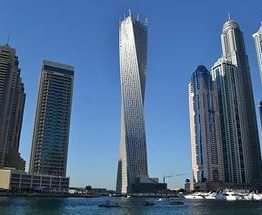 В Дубае хотят построить самое высокое здание