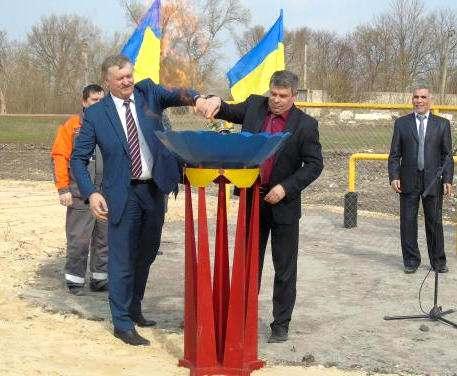 На Харьковщине стало на два газифицированных села больше
