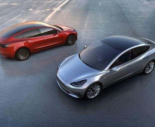 Tesla собирается построить в Украине две электрозаправки
