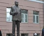 В Москве открыли памятник Владимиру Жириновскому