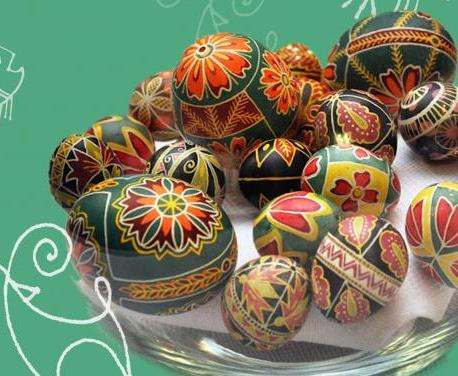В Харькове откроется выставка пасхальных яиц