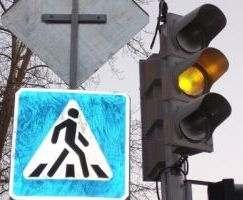В Харькове отключили светофоры