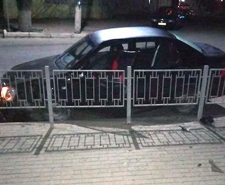 Под Харьковом полиция устроила погоню