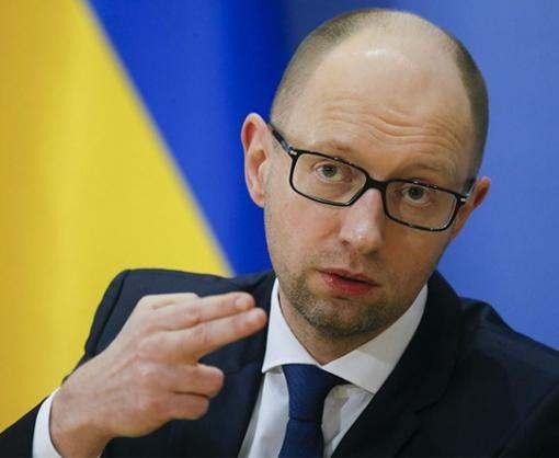 Что сказал Арсений Яценюк депутатам перед отставкой: видео