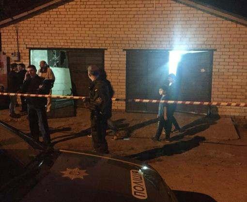 В Харькове неизвестные в масках напали на цыган