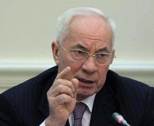 На счету Николая Азарова в Ощадбанке арестовали 2,3 миллиона