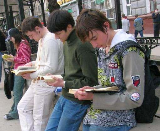 В Харькове появится первая уличная библиотека