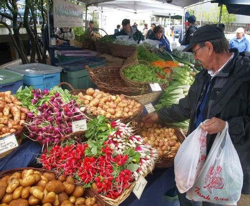 Как распознать овощи, напичканные нитратами