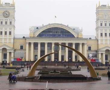 Агитпоезд даст концерт на Южном вокзале