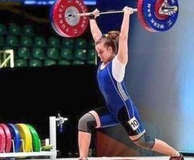 Харьковчанка привезла три «золота» с чемпионата Европы