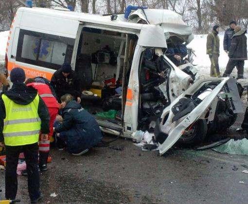 По аварии с участием скорой проводятся судебные экспертизы