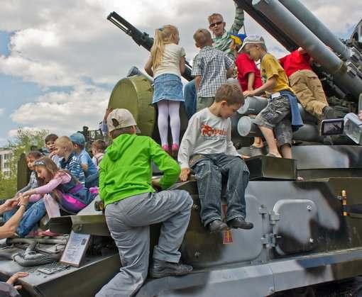 Как в Харькове отпразднуют День Победы