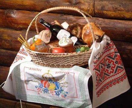 Стала известна цена пасхальной корзины в Харьковской области: инфографика