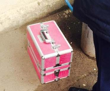 Что лежало в подозрительном чемодане на Южном вокзале