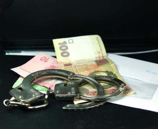 В Харькове подполковник полиции подозревается во взяточничестве