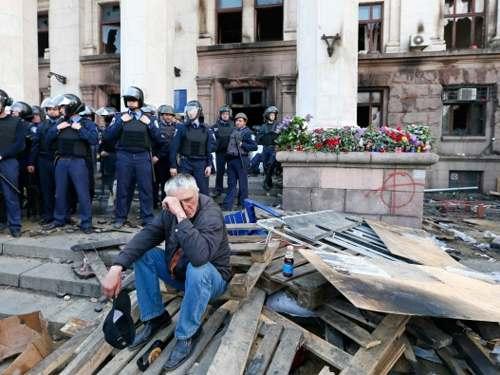 СБУ опасается провокаций 2 мая в Одессе