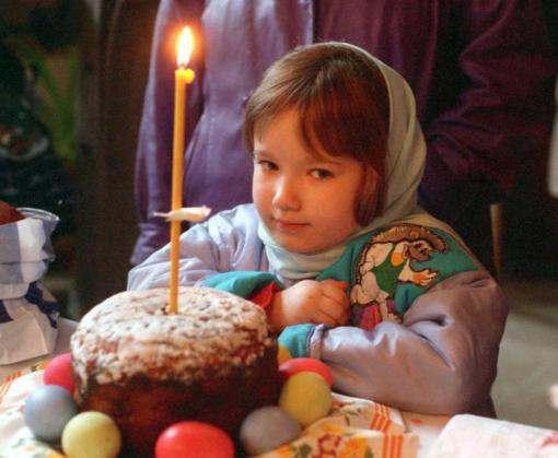 Пасха: история праздника и традиции