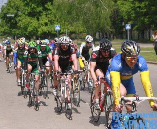 В пятницу стартует велогонка на призы газеты «Вечерний Харьков»
