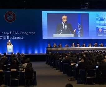 Косово приняли в состав УЕФА