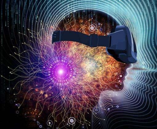 Человек впервые провел в виртуальной реальности сутки: видео
