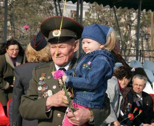 Ветераны Харьковщины получили материальную помощь к 9 мая