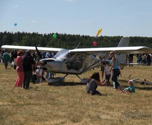На выходных на аэродроме «Коротич» пройдет авиационный фестиваль
