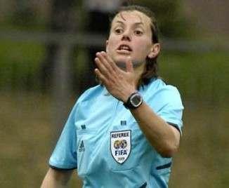 Харьковчанка будет судить матчи женского футбольного турнира летних Олимпийских игр