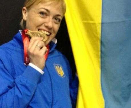 Харьковская спортсменка победила на Кубке мира