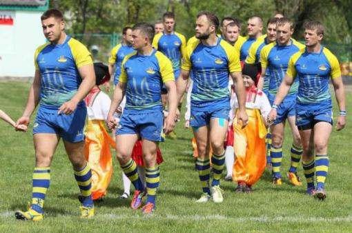 Регби-15: сборная Украины победила на последних секундах