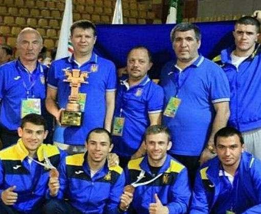 Харьковчанин стал третьим на дефлимпийском чемпионате мира по борьбе