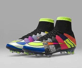 Nike создал бутсы в честь известных футболистов