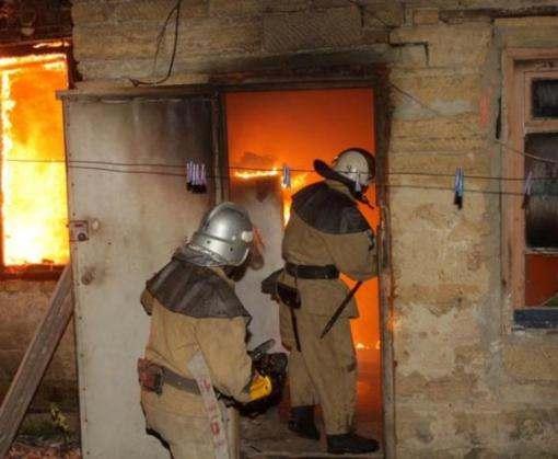 Пожар в Харькове: двое погибших