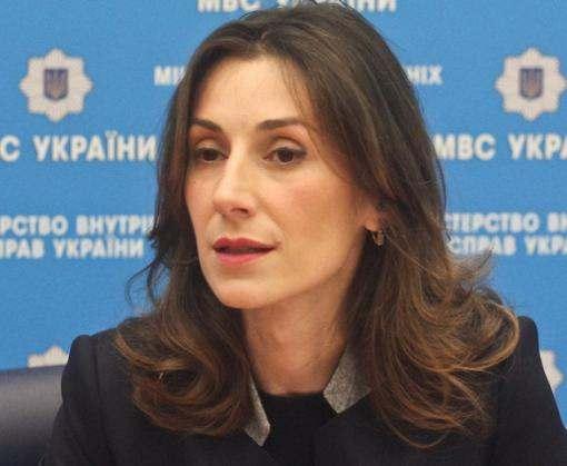 Эка Згуладзе подала в отставку