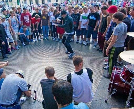 В Харьков съедутся асы хип-хопа и уличного баскетбола